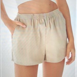 NEW Urban Outfitters Corduroy Shorts